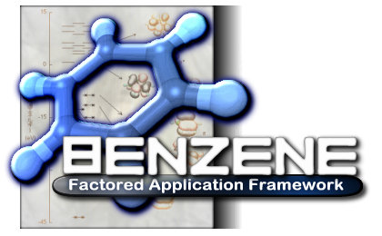 Old Benzene Logo