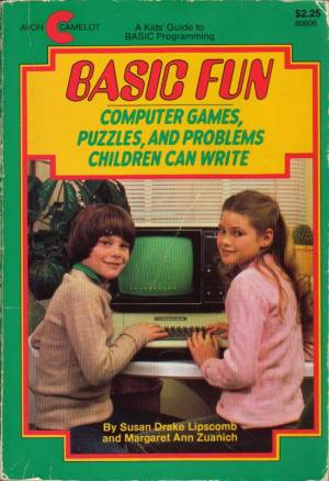 Cover of Basic Fun, my first programming book