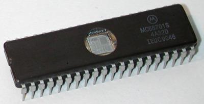 A twenty dollar microcontroller